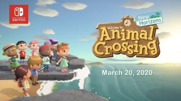 Интервью с разработчиками Animal Crossing: New Horizons