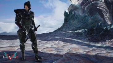 "Devil May Cry 5 ""Сэм из Metal Gear Rising: Revengeance"""
