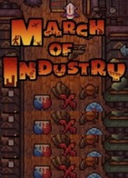 Обложка игры March of Industry: Very Capitalist Factory Simulator Entertainments