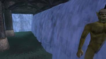 """Morrowind """"Мод на купание"""""""