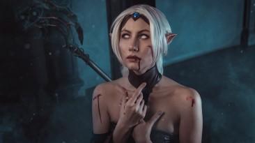 Кровавый ритуал - косплей на Нерию Сурану из Dragon Age: Origins