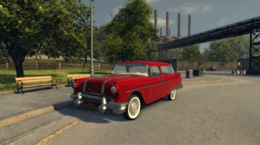 "Mafia 2 ""1956 Pontiac Safari"""