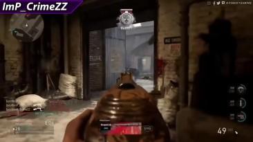 Лучшие цепочки убийств в Call of Duty: WWII