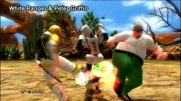 Tekken Tag Tournament 2 Совершенный Кроссовер
