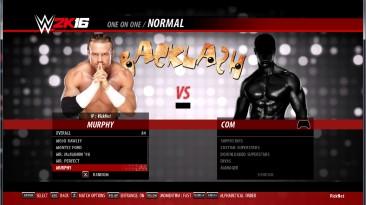 """WWE 2K16 """"Пак рендеров для Murphy"""""""