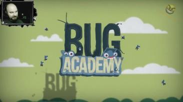 Прохождение Bug Academy Demo - Крылатые Джамшуты