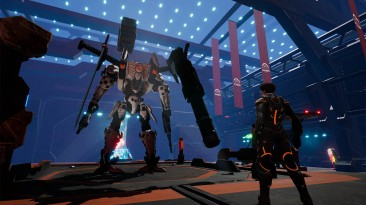 На Gamescom 2019 показали геймплей Daemon X Machina
