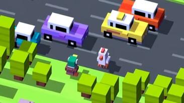 В Crossy Road появится мультиплеер, для начала в Android-версии