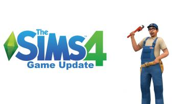 """Sims 4 """"Updater - Обновление пиратской версии v0.5.4"""""""