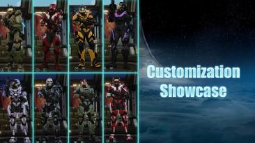 "XCOM 2 ""[WOTC] Halo Customizable Armors"""