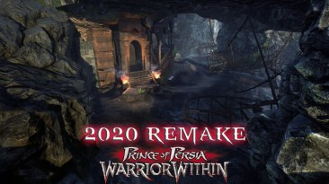 Как мог бы выглядеть ремейк Prince of Persia: Warrior Within на движке Unreal Engine 4
