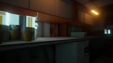 "Caffeine ""Научно-фантастический хоррор"""