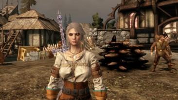 "Dragon Age: Origins ""Ciri preset"""