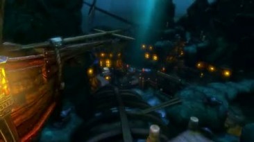 """Dungeon Defenders: Quest for the Lost Eternia Shards - Aquoanos """"Трейлер"""""""
