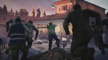 Представлен трейлер к предзаказу World War Z: Aftermath