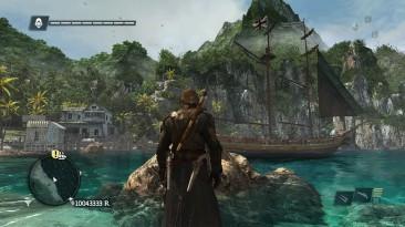 "Assassin's Creed 4: Black Flag ""Мод: Месть (шхуна Стида Боннета)"""