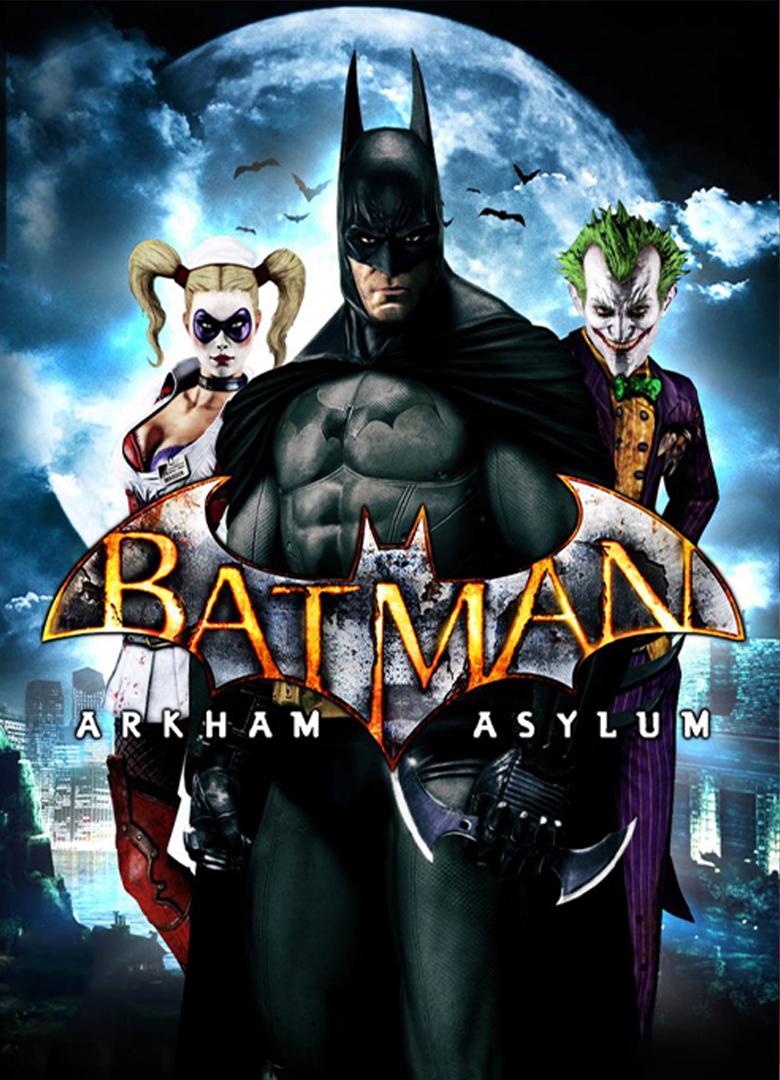 Скачать Игру Batman Arkham Asylum На Компьютер - фото 7