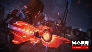 Похоже, Mass Effect Legendary Edition будет доступна в магазине Xbox на день раньше