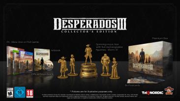 Анонсировано коллекционное издание Desperados 3