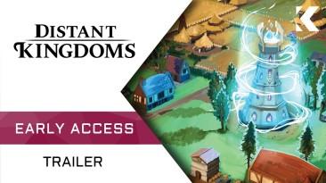 Фэнтезийный градостроительный симулятор Distant Kingdoms выйдет в раннем доступе Steam в мае