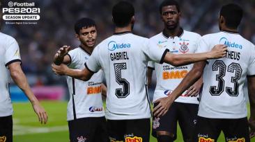 PES 2021 - Konami заключает сделку с Corinthians