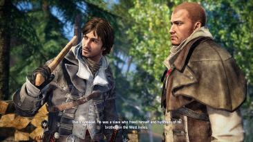 """Assassin's Creed: Rogue """"Assassin Hunter Reshade"""""""