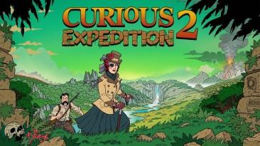 """Пошаговый рогалик """"Curious Expedition 2"""" выйдет из раннего доступа в начале 2021 года"""