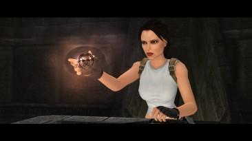 """Tomb Raider: Anniversary """"Лара в белом (с красными глазами)"""""""