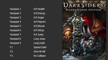 Darksiders - Warmastered Edition: Трейнер/Trainer (+12) [v1.0.2679] {Enjoy}