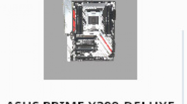 "PC Building Simulator ""Материнская плата - Asus Prime X399 (For HyperX Ram's)"""