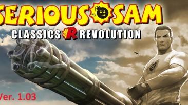 Serious Sam Classics: Revolution - обращение к игрокам и анонс обновления