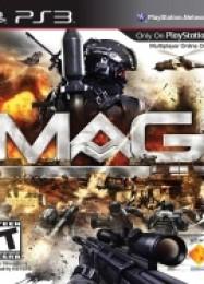 Обложка игры MAG