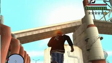 """Grand Theft Auto: San Andreas """"Новый остров"""""""