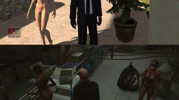 "Hitman: Blood Money ""Nude Mod"""
