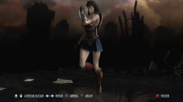 """Injustice: Gods Among Us """"Dawn of Justice Wonder Woman"""""""