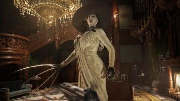 Разрешение и частота кадров консольных версий Resident Evil Village