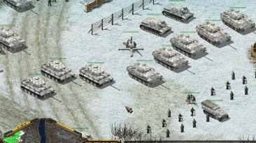 """Блицкриг """"Карта - Восточный фронт ч. 2. Захват города"""""""
