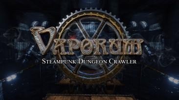 Vaporum выйдет на Xbox One, PlayStation 4 и Nintendo Switch