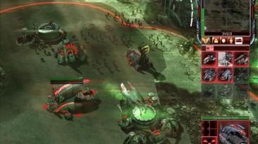 "Command & Conquer 3: Tiberium Wars ""Карта - Sarajevo Red Zone"""