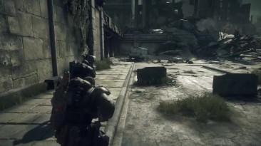 первый час прохождения Gears of War: Ultimate Edition (1080p)
