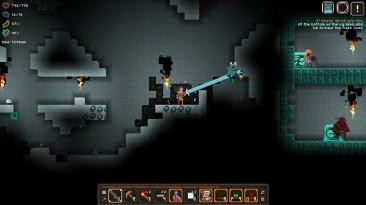 It Lurks Below - песочница в стиле Terraria от создателя Diablo