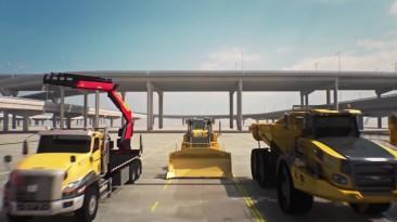 """Construction Simulator 2 """"Релизный трейлер"""""""