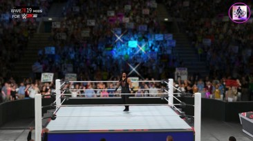 """WWE 2K16 """"Обновленный угловой столб арены"""""""