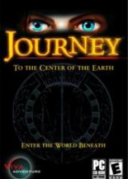 Обложка игры Journey to the Center of the Earth