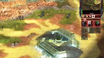 "Command & Conquer 3: Tiberium Wars ""Карта - Blood Gulch"""