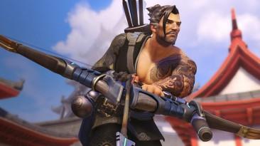 Blizzard намекнула на изменения Хандзо в Overwatch