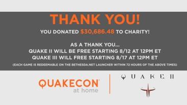 Bethesda: Quake 2 можно будет забрать уже сегодня, а Quake 3 17го числа