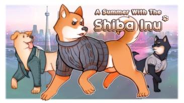 Представлен геймплей консольной версии A Summer with the Shiba Inu