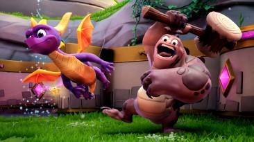 Инсайдер: Activision создает новую игру про Спайро