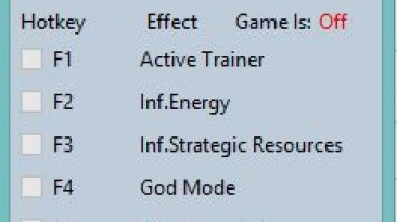 Sid Meier's Civilization: Beyond Earth - Rising Tide: Трейнер/Trainer (+9) [1.1.0.1043] {MrAntiFun}